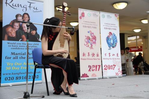 Pipa Performance from Peng Jianqi