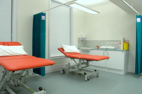 Clinic Room in Caxton House