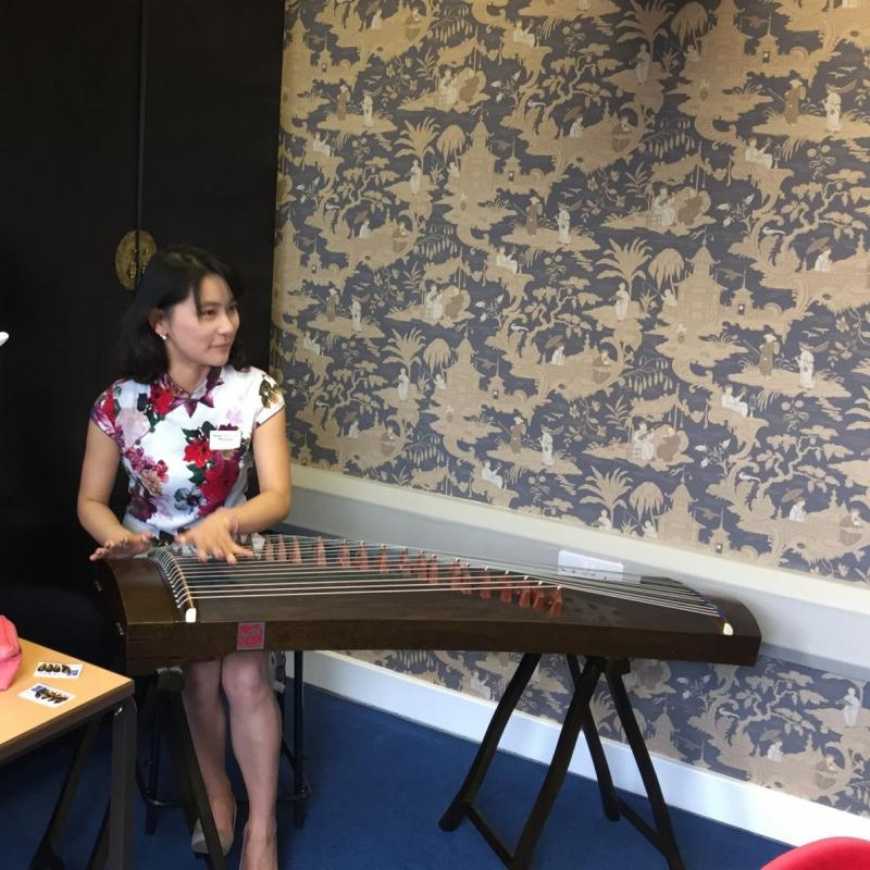 Highgate Primary School opens Spectacular Chinese Classroom