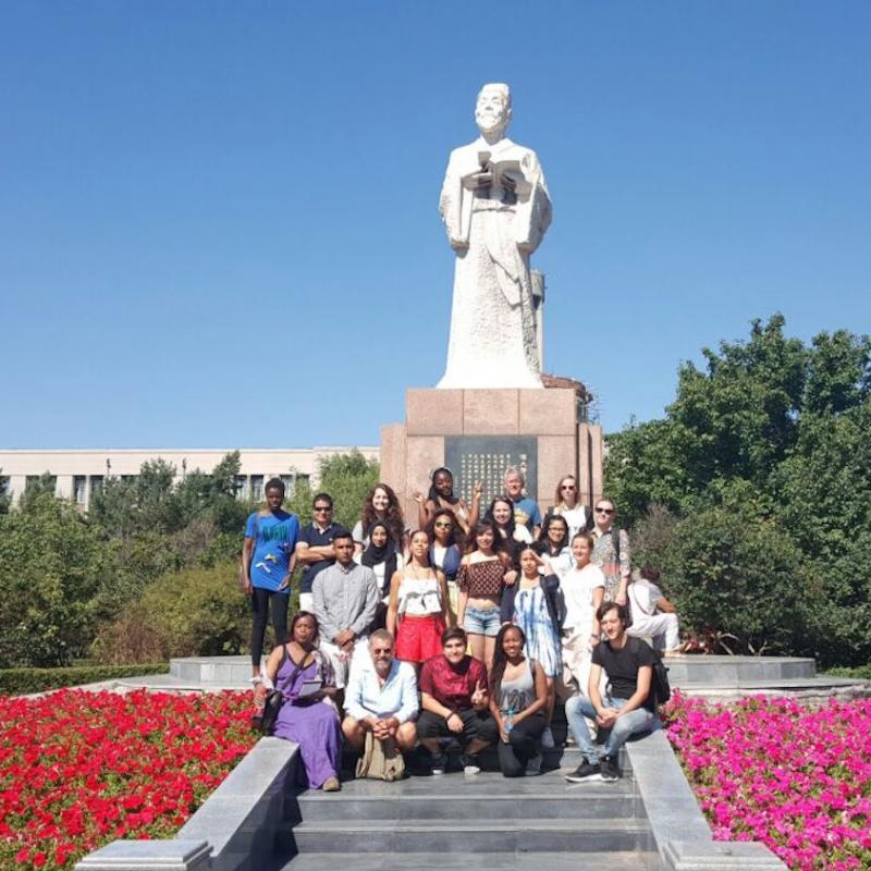 CITCM Scholarship Students have an 'amazing experience' in China