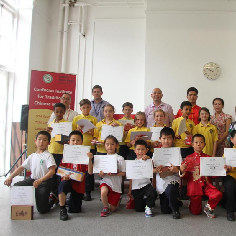 CITCM successfully holds 6th 'Confucius Cup' Martial Arts Competition