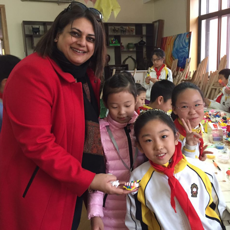 CITCM accompanies Head Teachers to China