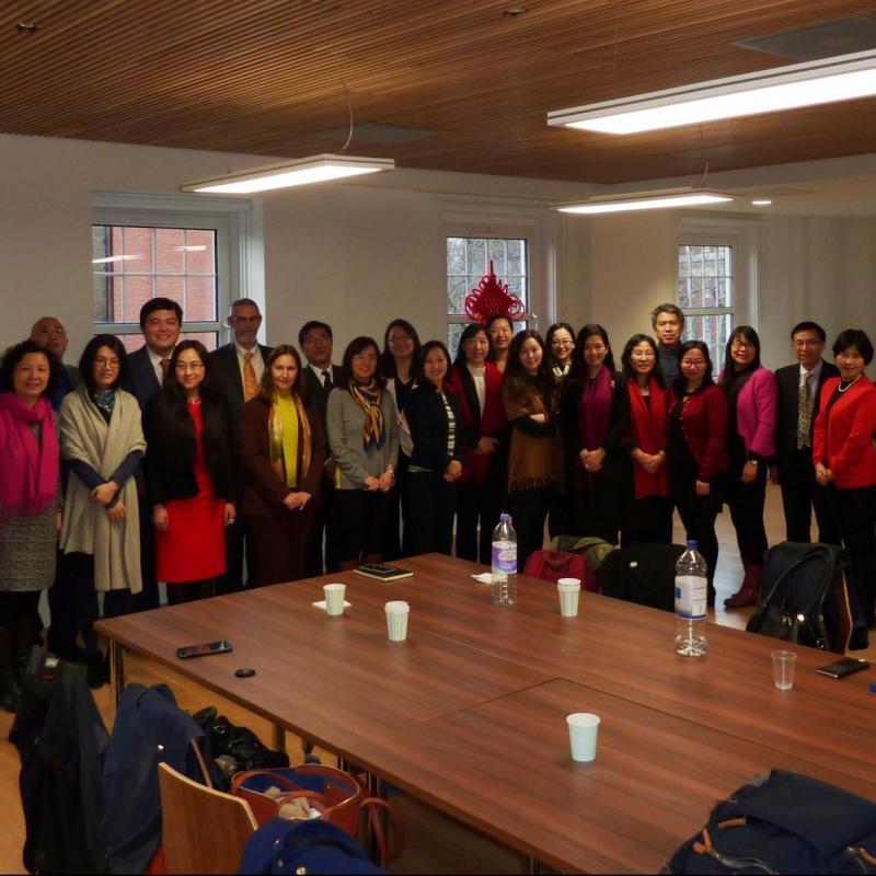 UK Confucius Institutes Informal Forum at CITCM
