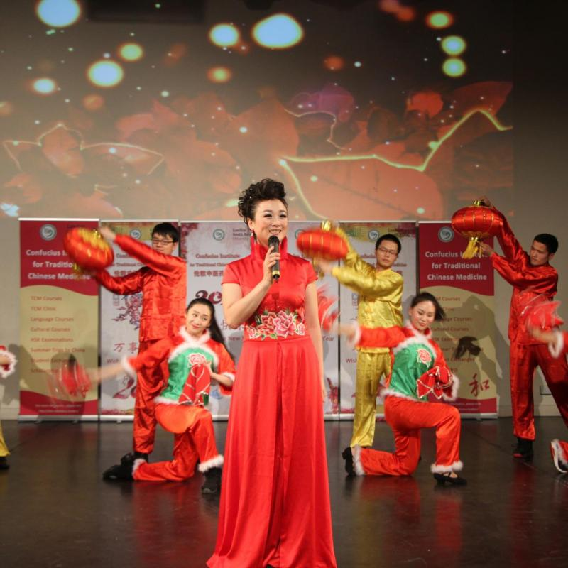 CITCM enters the Year of the Monkey with a Spectacular Performance at LSBU