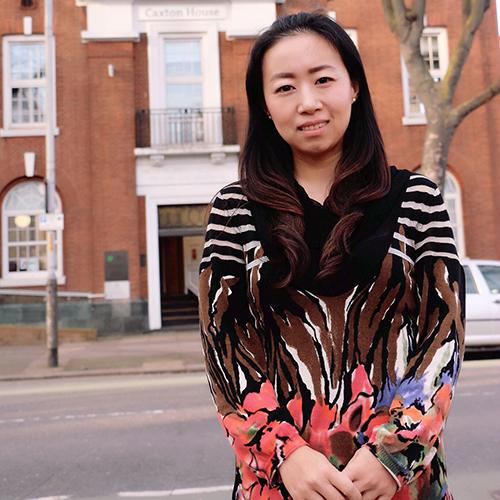 Dr Tingting Liu