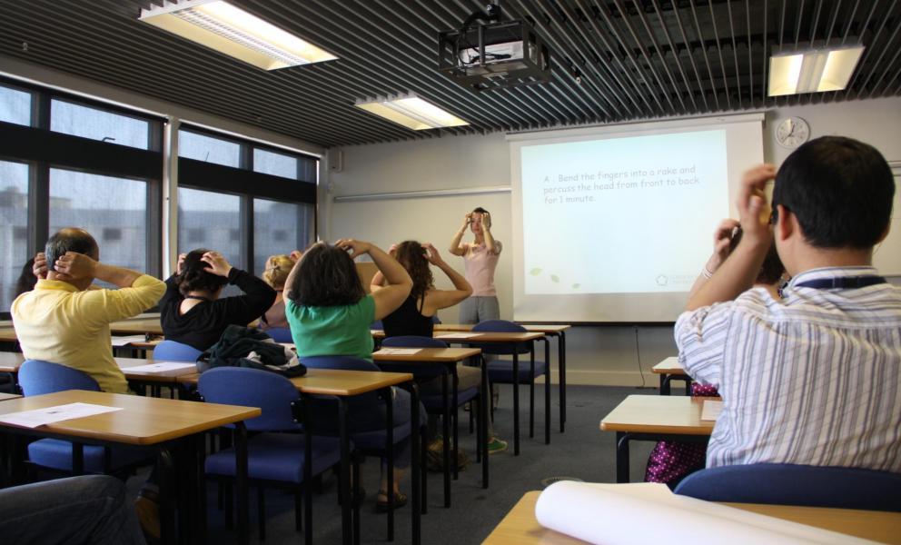 course classroom