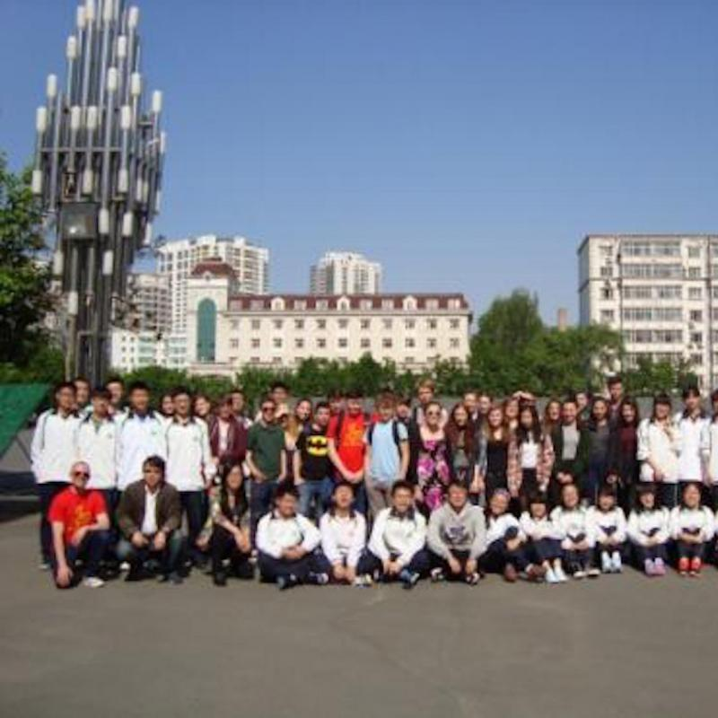 Fortismere School China Trip 2015