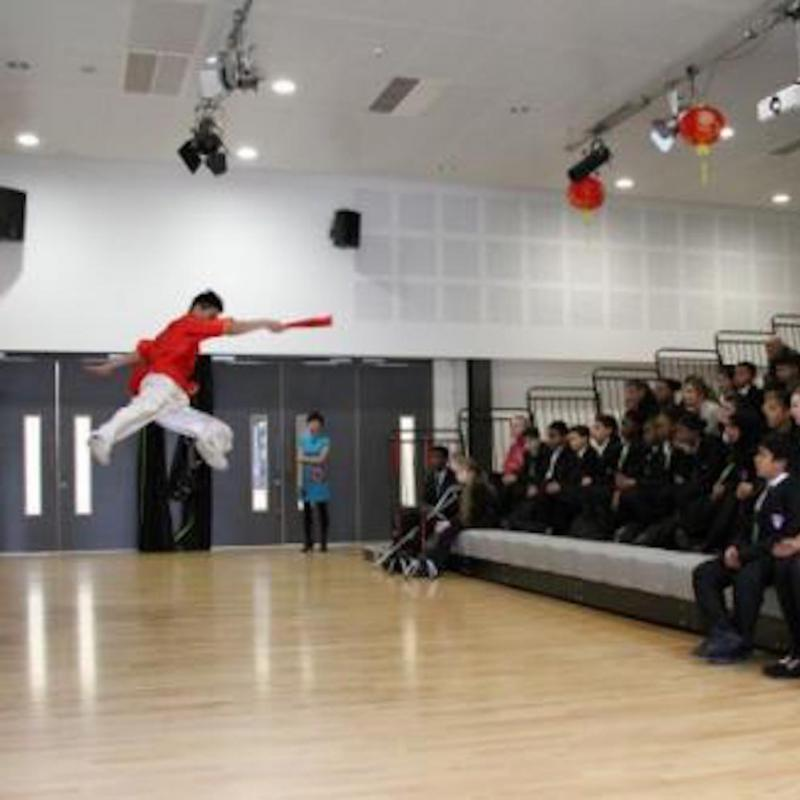 CITCM's Chinese New Year Celebration Presented at University Academy of Engineering South Bank