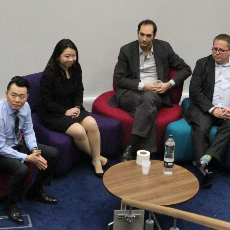 Legal Aspects of Doing Business in China