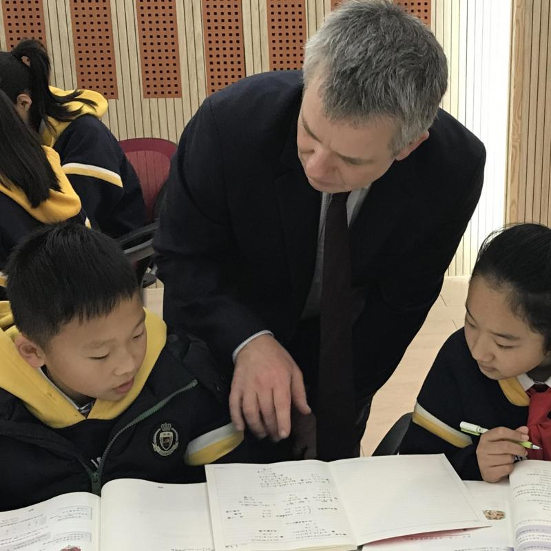 London Headteachers Explore the Chinese Education System
