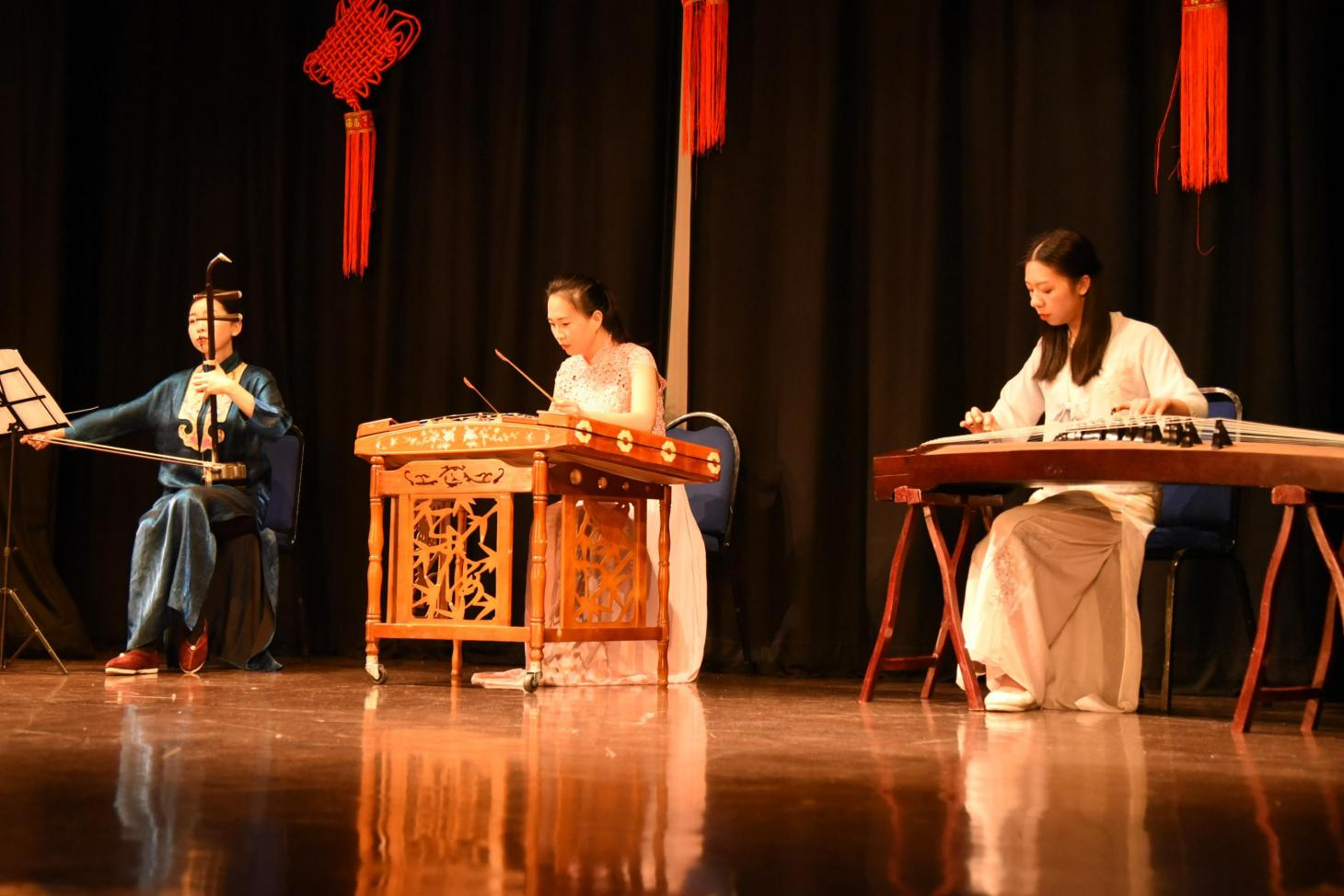 Instrumental Ensemble (including Erhu, Yangqin and Guzheng)